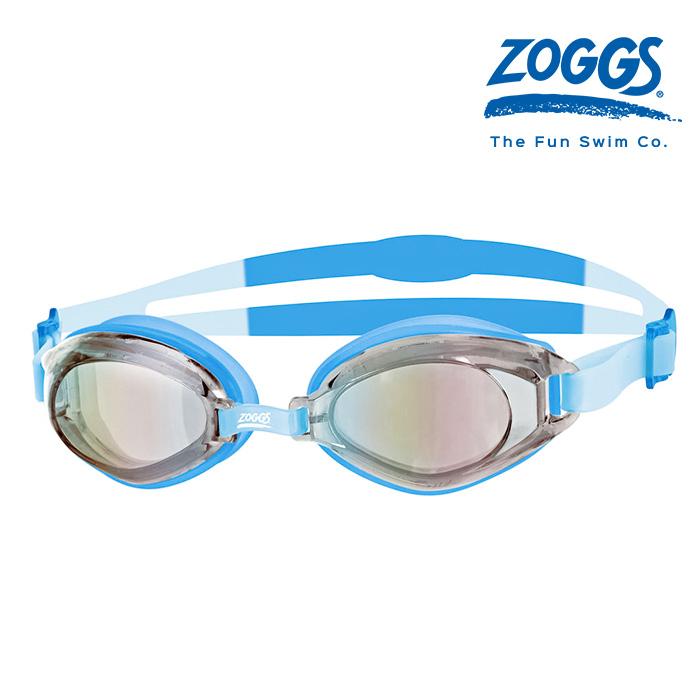ZOGGS 엔듀라 미러-BLUE-BLUE 수경