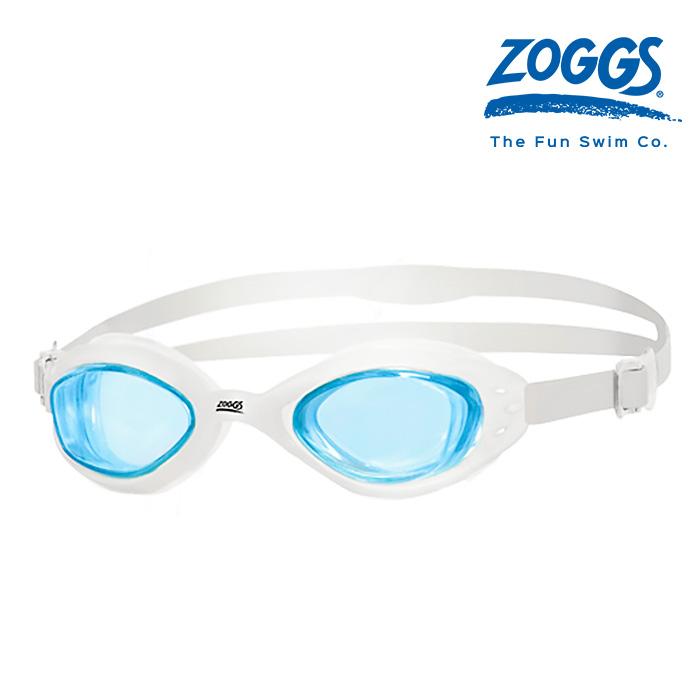 ZOGGS 소닉 에어쿠션 주니어-BLUE-WHITE 수경