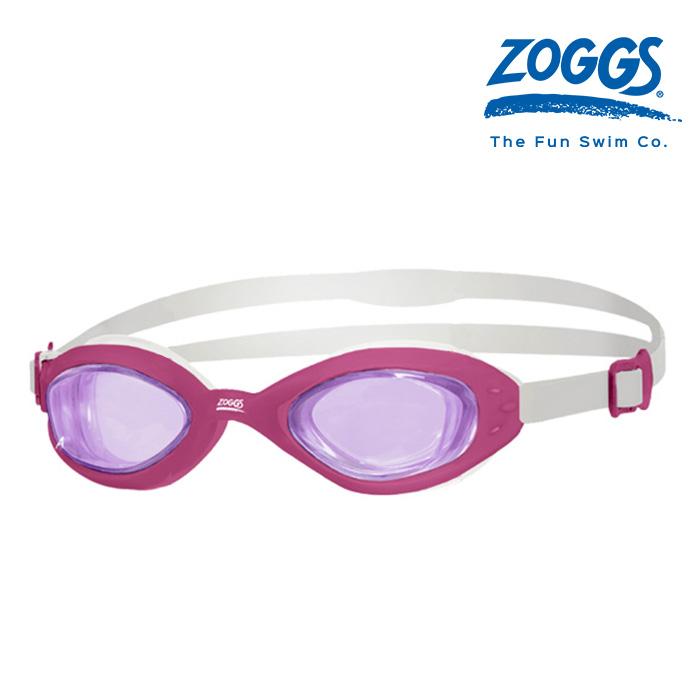 ZOGGS 소닉 에어쿠션 주니어-WHITE-PINK 수경