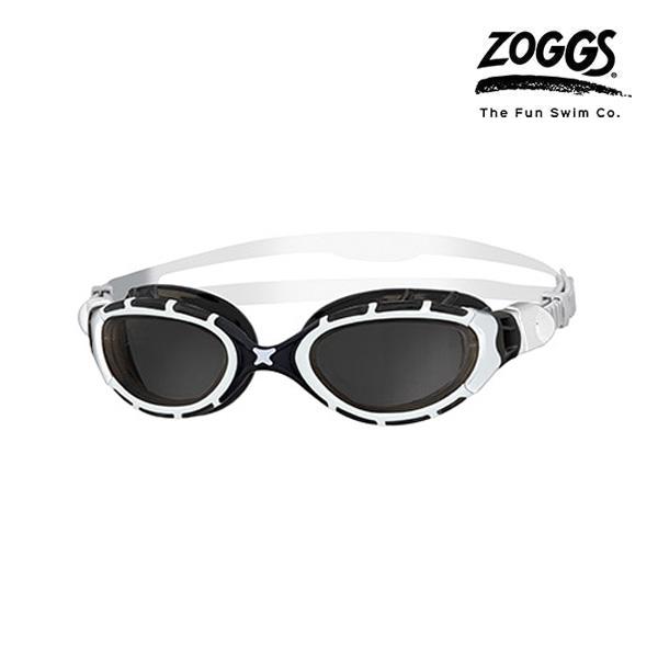 ZOGGS 프레데터 플렉스-WHITE-BLACK 수경