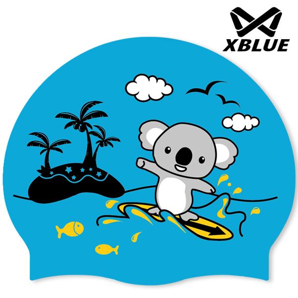 7200코알라(SKY)XBLUE 엑스블루 실리콘 수모