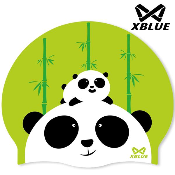 7203 팬더(GRN) XBLUE 엑스블루 실리콘 수모