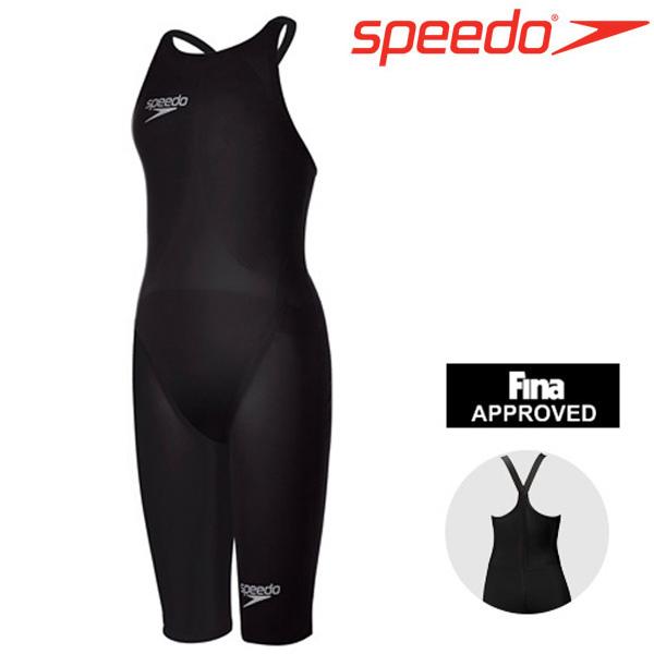 8-091718178 스피도 SPEEDO 경기용 반전신 여성용 수영복