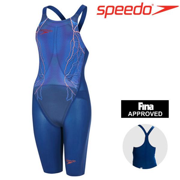 8-09171C292 스피도 SPEEDO 경기용 반전신 여성용 수영복