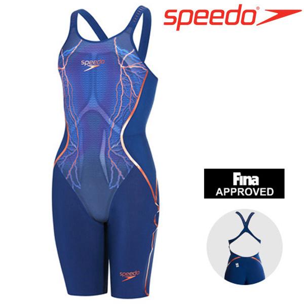 8-09752C292 스피도 SPEEDO 경기용 반전신 여성용 수영복