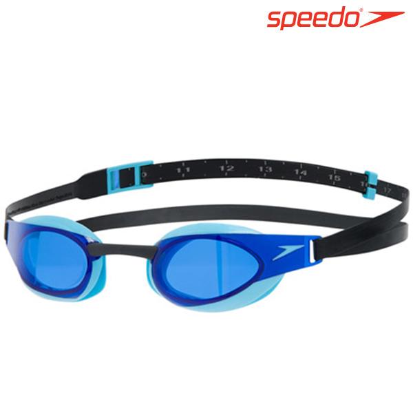 8-08211C710-BLUE 스피도 SPEEDO 패킹 수경