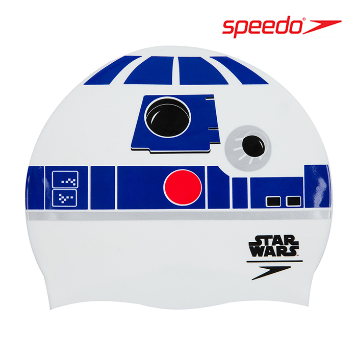 8-08385C631-WHITE 스피도 스타워즈 R2-D2 수모