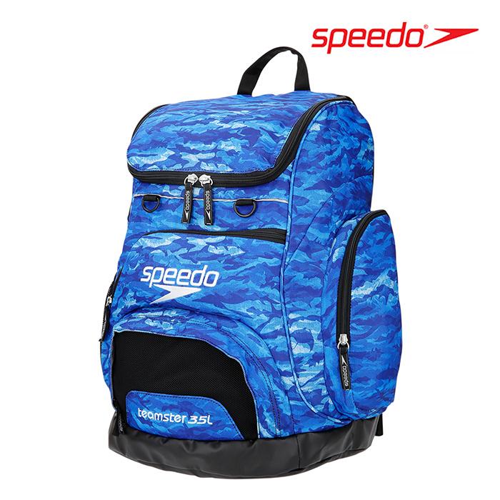 8-10707C878-BLUE 스피도 팀스터 백팩