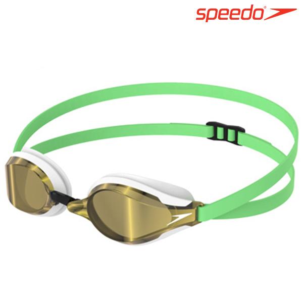 8-10897D627-GREEN GLOW Fastskin 스피드소켓2 미러패킹 수경