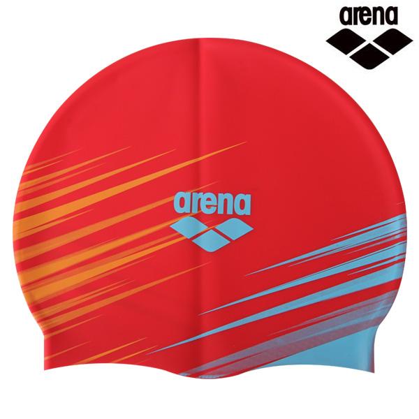 A1AC1AC05 스피드-RED 아레나 실리콘 수모 수영모