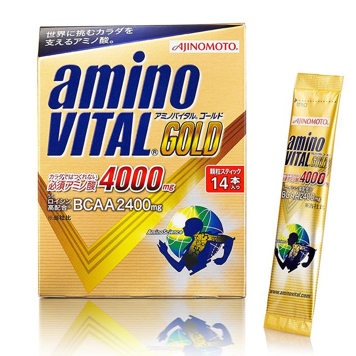 아미노바이탈 골드 4000mg 14포