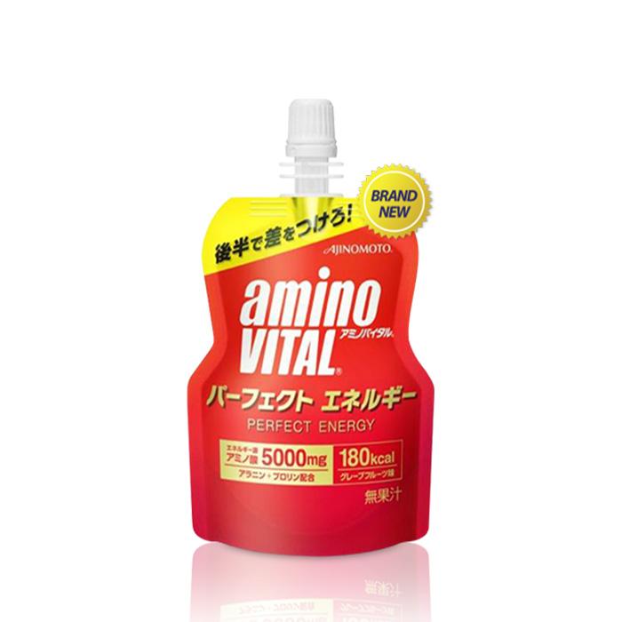 아미노바이탈 퍼펙트 에너지젤 5000mg 12개