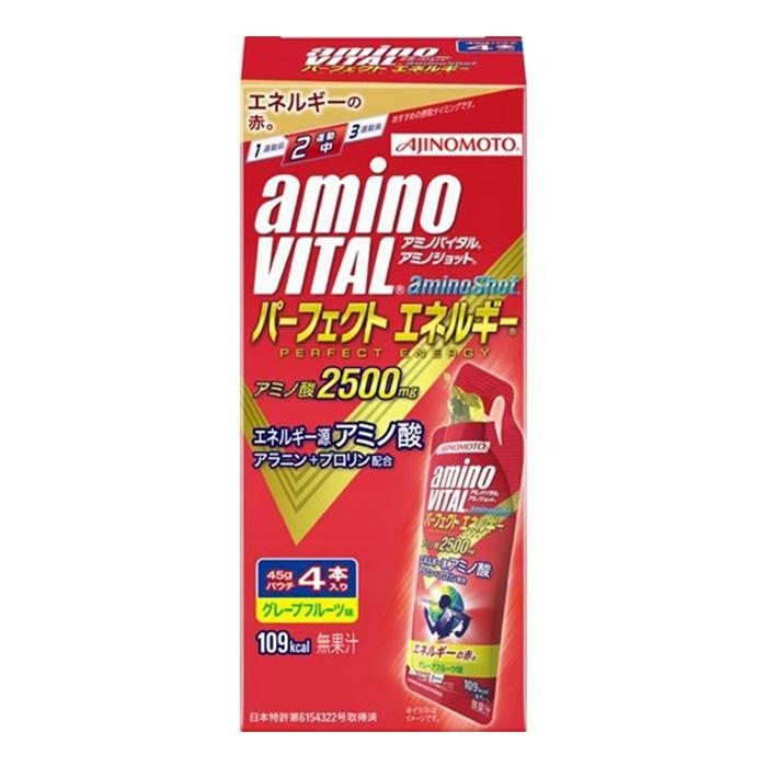 아미노바이탈 아미노샷 퍼펙트 에너지젤 2500mg 4포*16박스