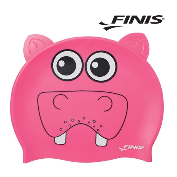 피니스 동물 실리콘 아동 수모 (하마)