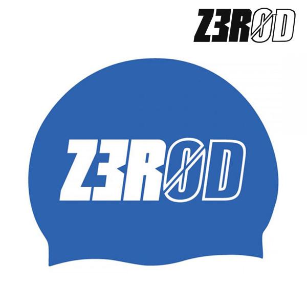 제로드 아르마다 블루 실리콘 스윔 캡 ZEROD ARMADA BLUE SWIM CAP
