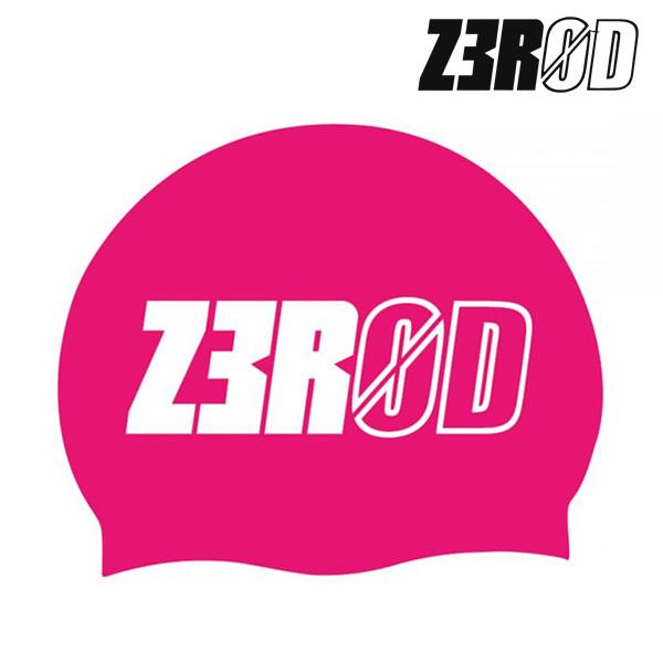 제로드 아르마다 핑크 실리콘 스윔 캡 ZEROD ARMADA PINK SWIM CAP