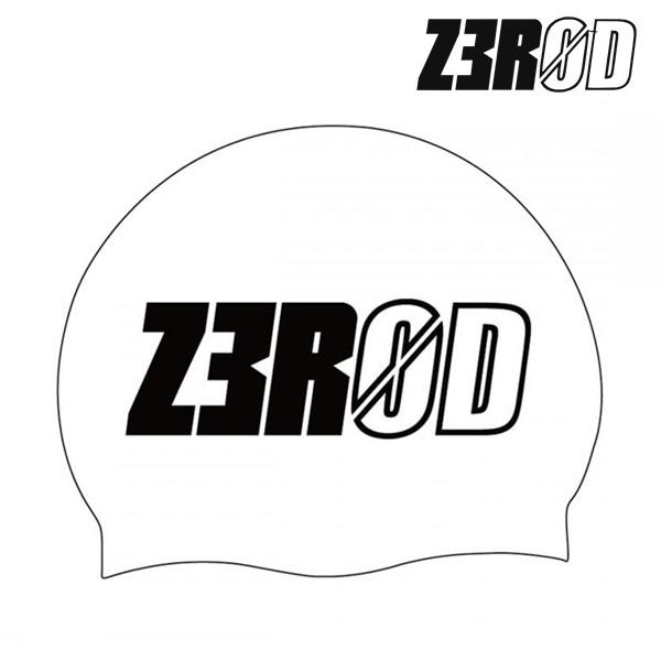 제로드 아르마다 화이트 실리콘 스윔 캡 ZEROD ARMADA WHITE SWIM CAP