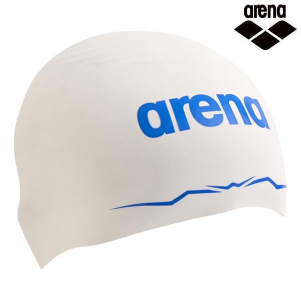 ARN-0400-WHT 아레나 실리콘 수모 수영모