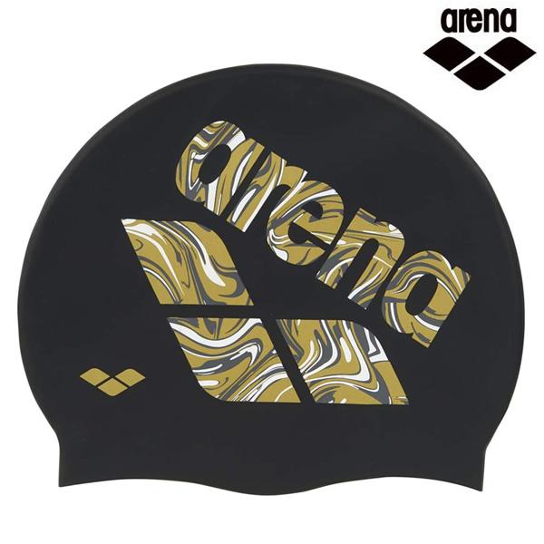 ARN-1001-BKGD 아레나 실리콘 수모 수영모