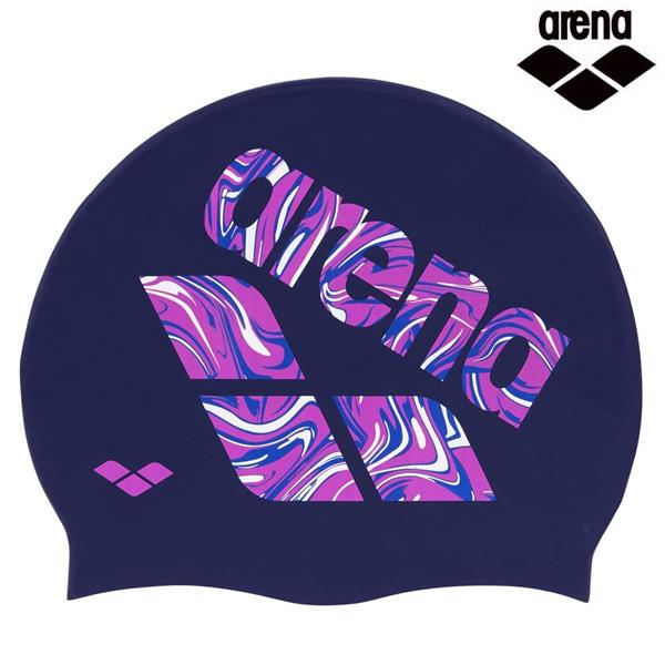 ARN-1001-NVPK 아레나 실리콘 수모 수영모