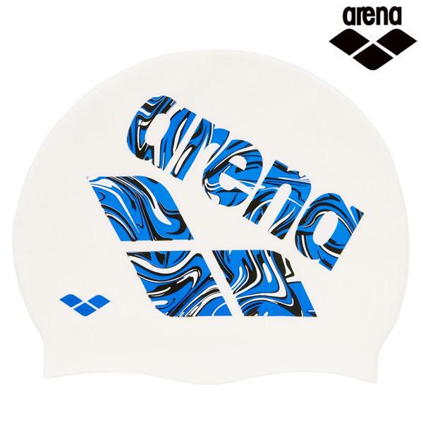 ARN-1001-WHBL 아레나 실리콘 수모 수영모