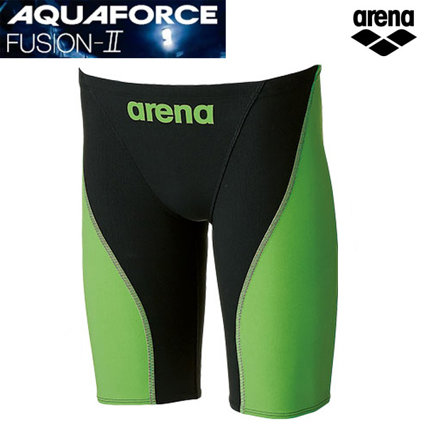 ARN-7011MJ[BKLG] ARENA 아레나 5부 선수용 수영복 주니어
