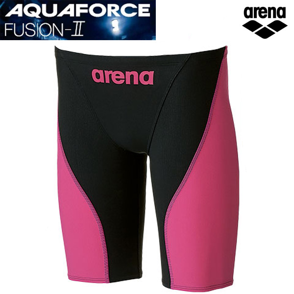ARN-7011MJ[BKPK] ARENA 아레나 5부 선수용 수영복 주니어