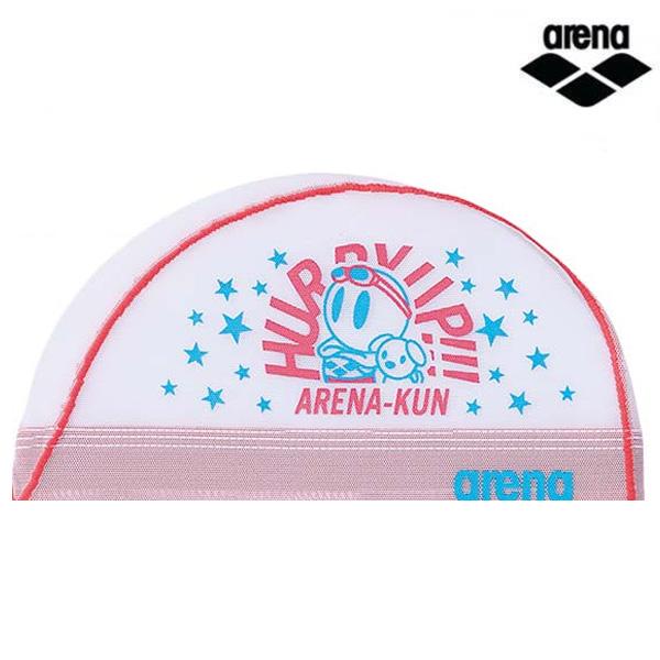 ARN-8413(WHPK) ARENA 아레나 매쉬 수모 수영모