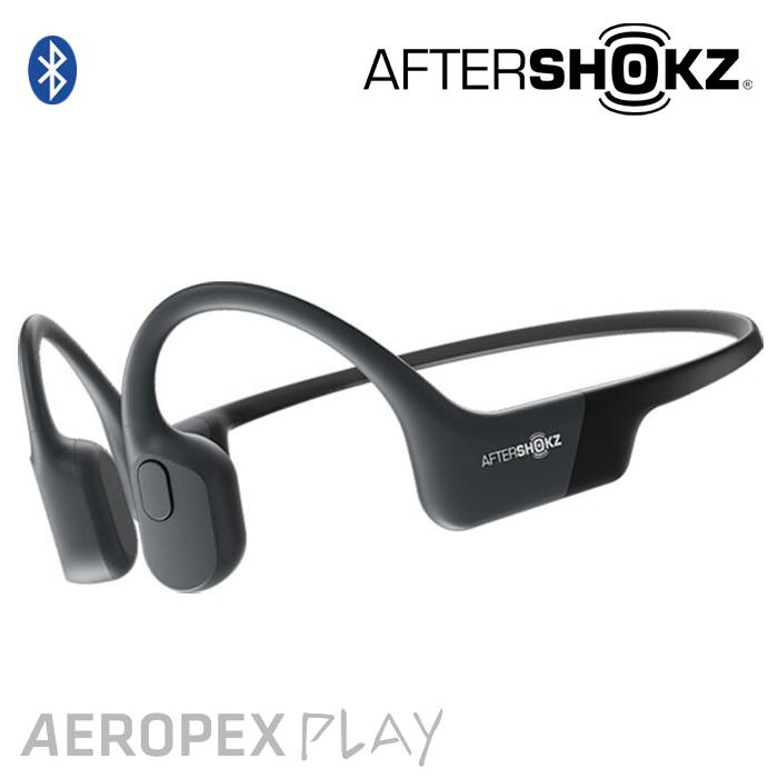 애프터샥 에어로펙스 플레이 골전도 블루투스 이어폰 아동용 AS800ET-BLK