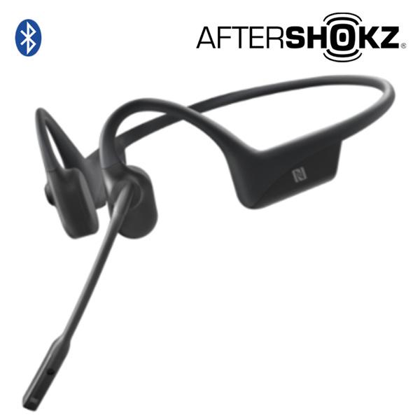 ASC100-BLACK 애프터샥 오픈컴 골전도 블루투스 헤드셋
