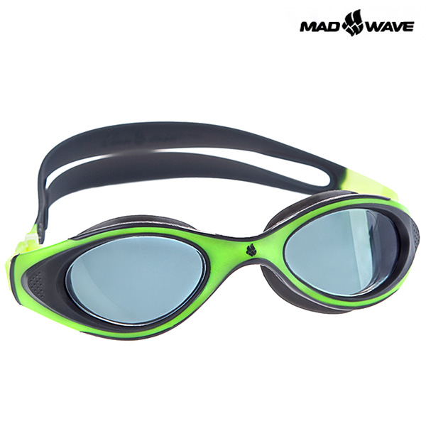 AUTOMATIC JUNIOR FLAME(GREEN) MAD WAVE 패킹 노미러 수경 주니어