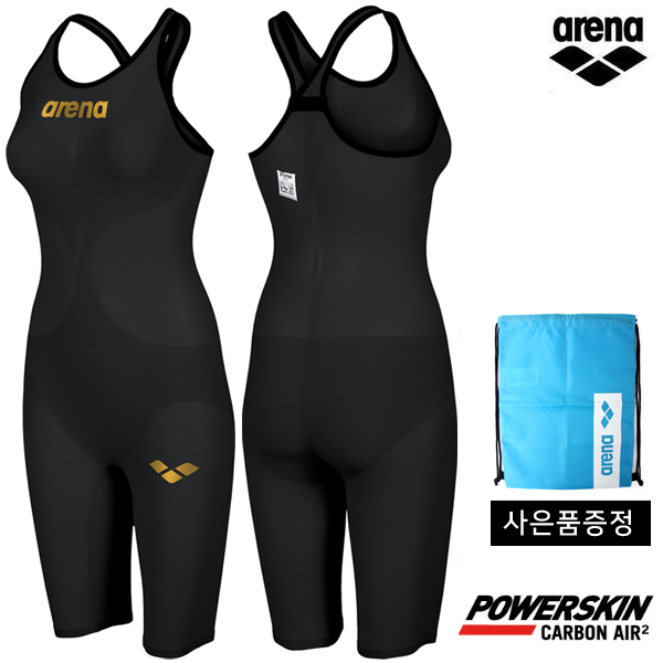AVFIL91-BLK POWERSKIN CARBON AIR2 CLOSE BACK 아레나 ARENA 반전신 선수용 수영복