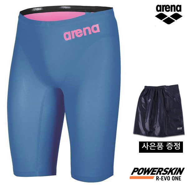 AVFIM94-BLUE POWERSKIN R-EVO ONE JAMMER (001440143) 아레나 ARENA 5부 경기용 수영복