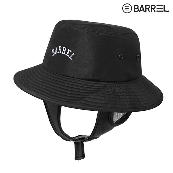 배럴 서프 버킷햇-블랙 물놀이 모자