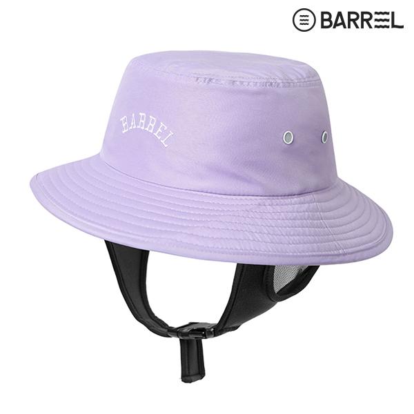 배럴 서프 버킷햇-퍼플 물놀이 모자