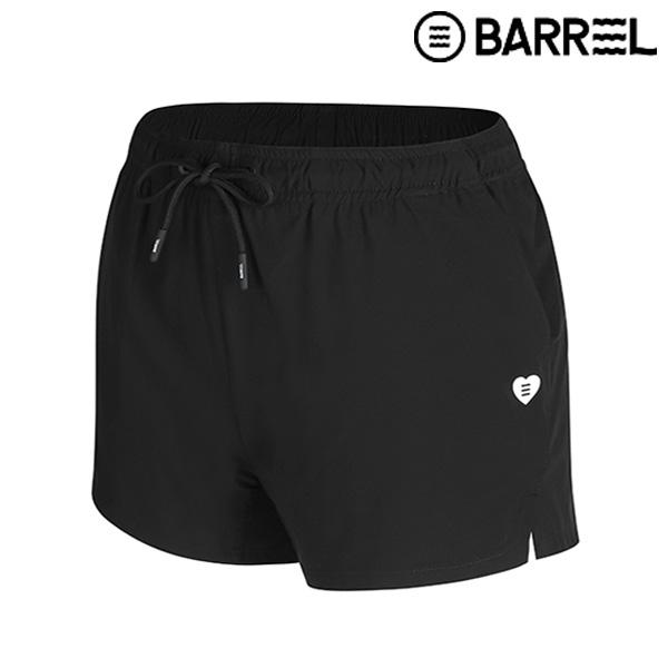 배럴 우먼 벨르 보드숏-블랙