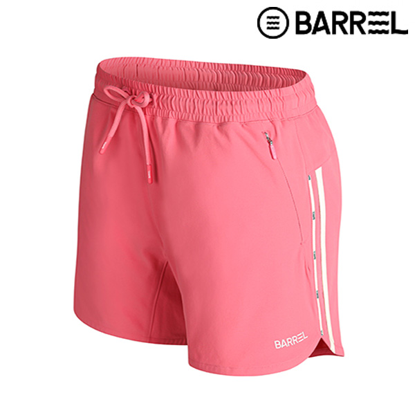 배럴 우먼 엠마 보드숏-로즈 핑크