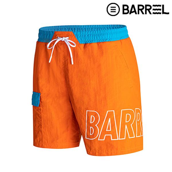 배럴 맨 빅 로고 보드숏-오렌지