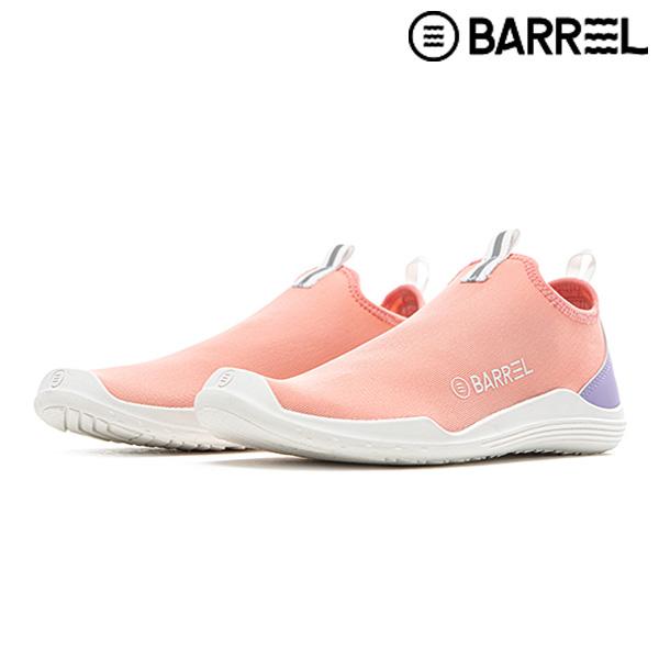 배럴 웨이브 아쿠아 슈즈-핑크
