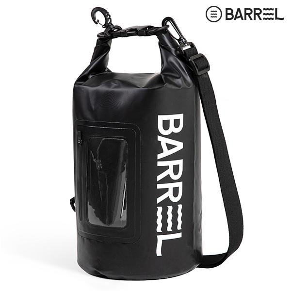 배럴 드라이 백 10L-블랙