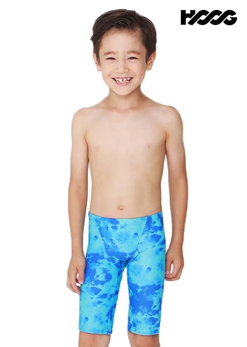 후그 BLA230 5부 남아동용 수영복
