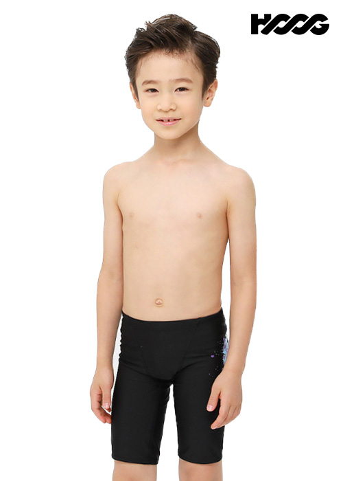 후그 BLA249 5부 남아동용 수영복