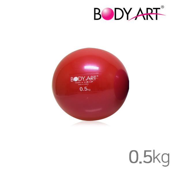 바디아트 소프트 웨이트볼-레드 1kg(0.5kg x 2)