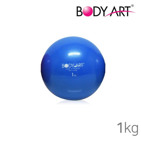 바디아트 소프트 웨이트볼-블루 2kg(1kg x 2)