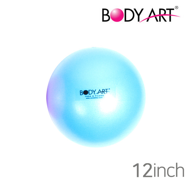 바디아트 소프트 토닝볼-12인치-블루