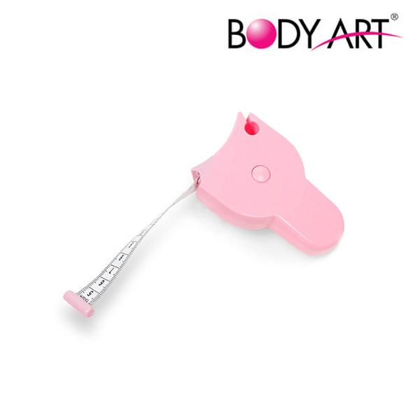 바디아트 미용줄자-핑크