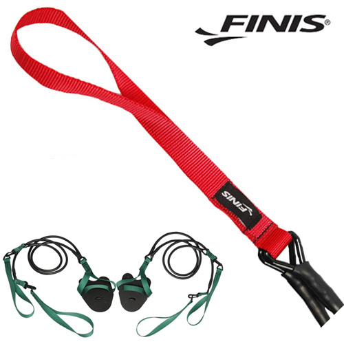 FINIS 평영 코드(RED-고등학생~성인) 피니스 훈련용품