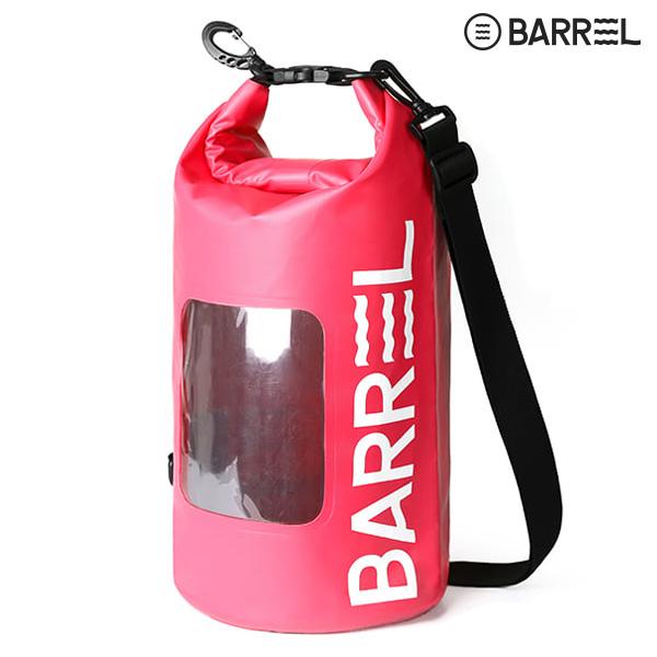 (아울렛)배럴 베이직 드라이 백 10L-핑크