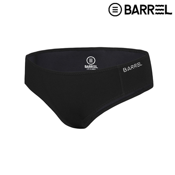 배럴 우먼 퓨라 0.5mm 네오프렌 바텀-블랙