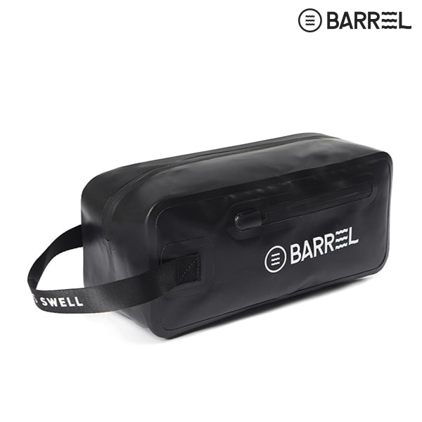 배럴 드라이 파우치-블랙-4L